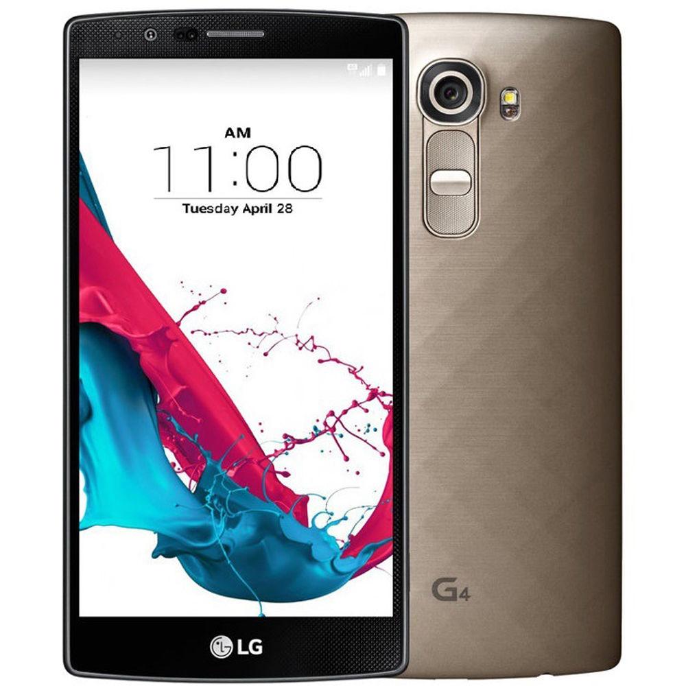 lg g4 h815 32gb smartphone unlocked gold lg h815 32gb gold. Black Bedroom Furniture Sets. Home Design Ideas