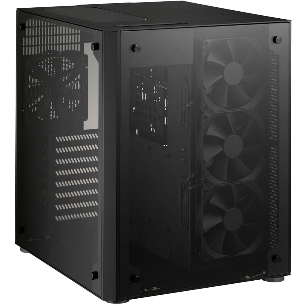 Lian Li Pc 08wx Mid Tower Case Black Pc O8wx B Amp H Photo Video