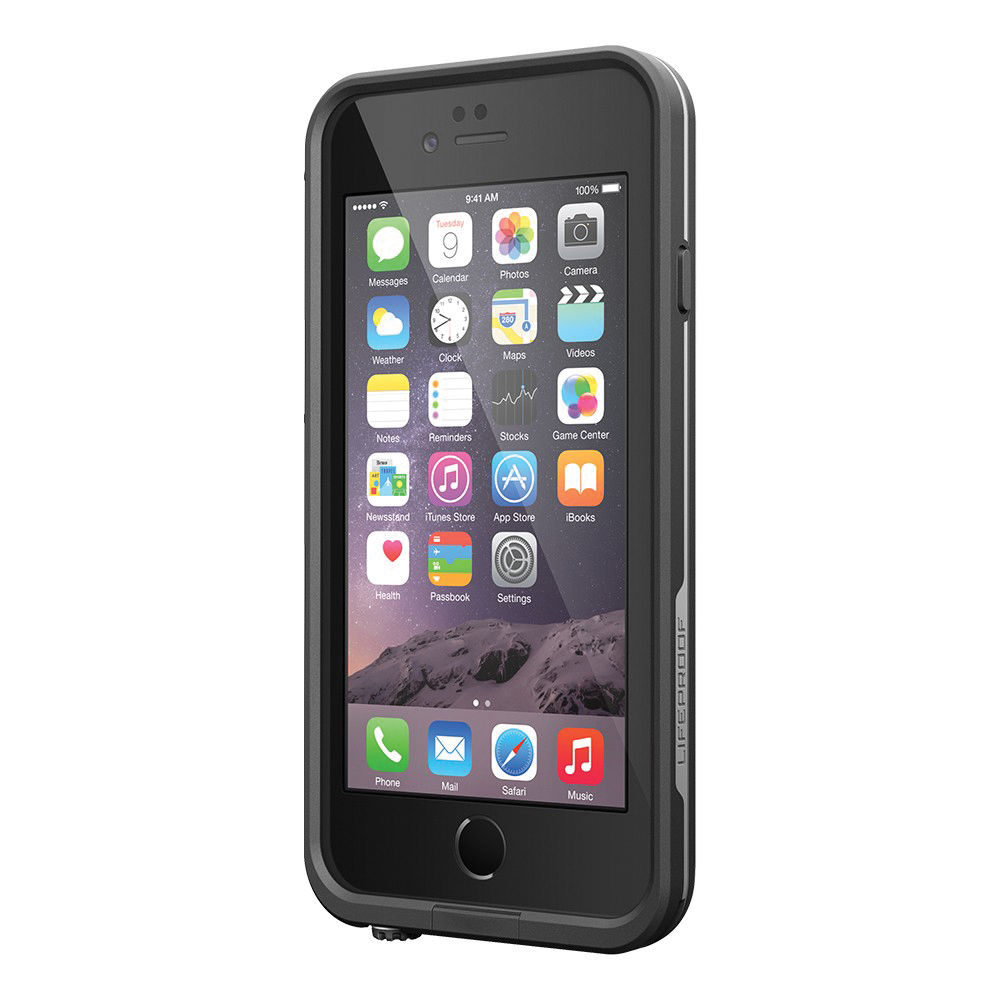 lifeproof for iphone 6 lifeproof fr for iphone 6 black 77 50304 b amp h photo 3000