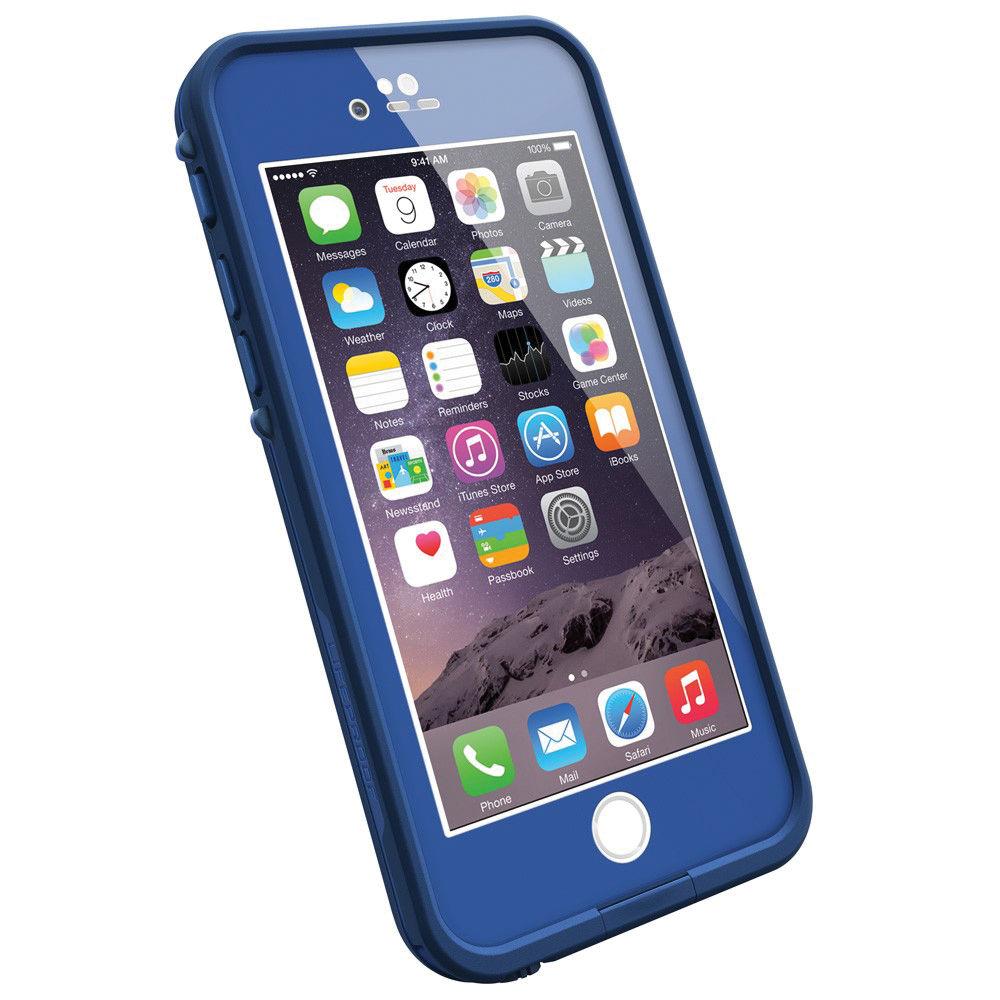 lifeproof fr case for iphone 6 soaring blue 77 50338 b h. Black Bedroom Furniture Sets. Home Design Ideas