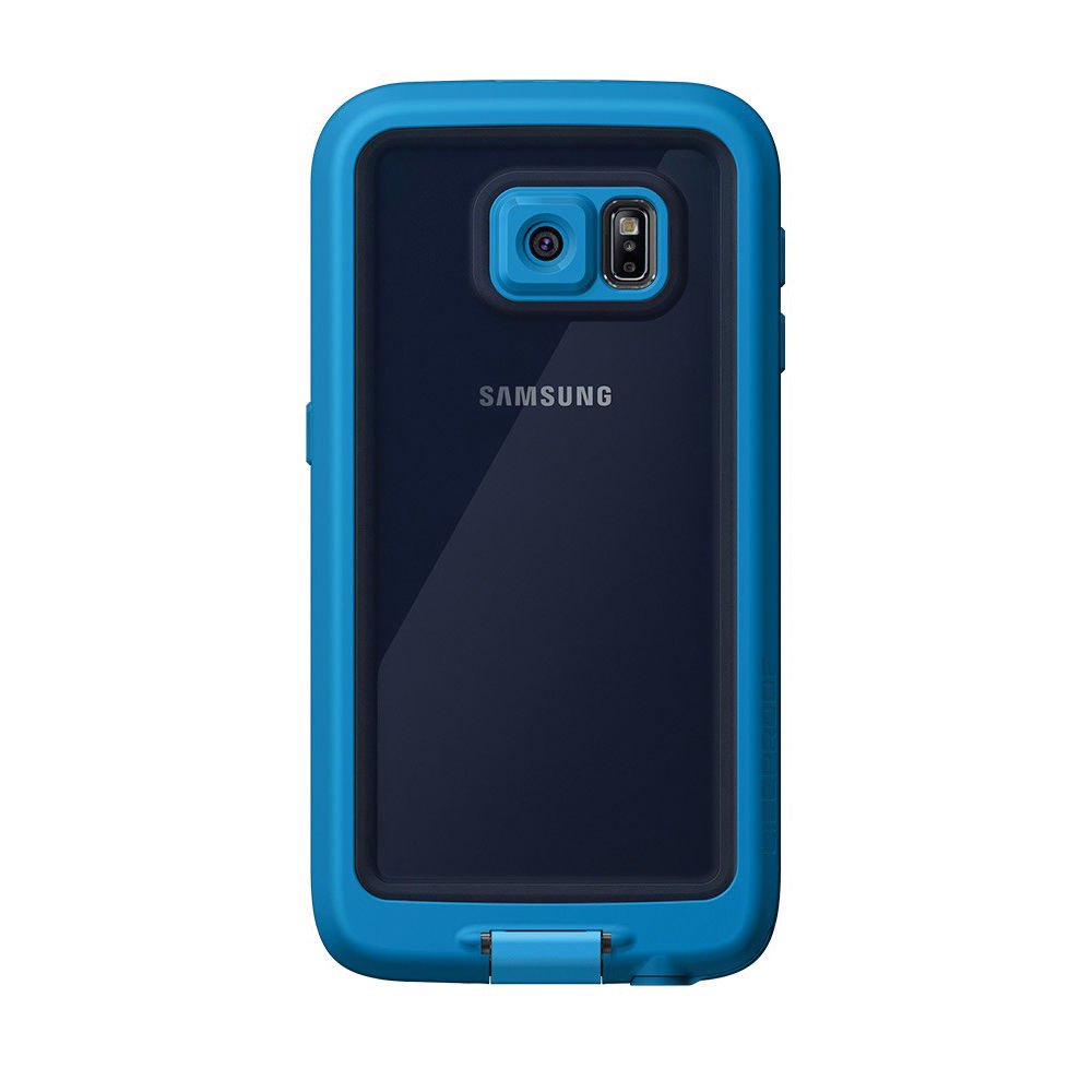 lifeproof fr case for galaxy s6 blue blue 77 51585 b h photo. Black Bedroom Furniture Sets. Home Design Ideas