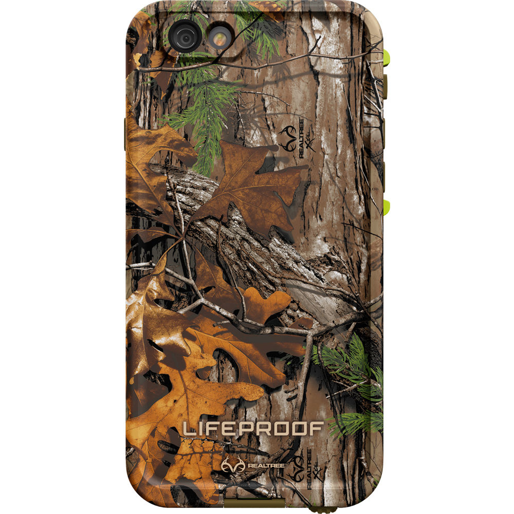 LifeProof fr  275  Case for iPhone 6s (Realtree Xtra Lime). LifeProof fr  e8f51ca85340