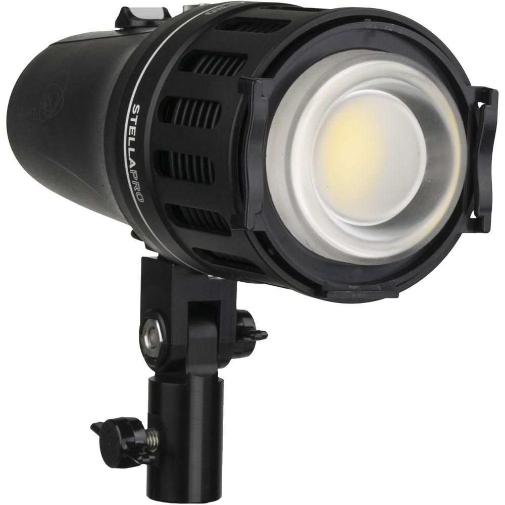 Light Motion Stella Pro 7000 On Camera LED