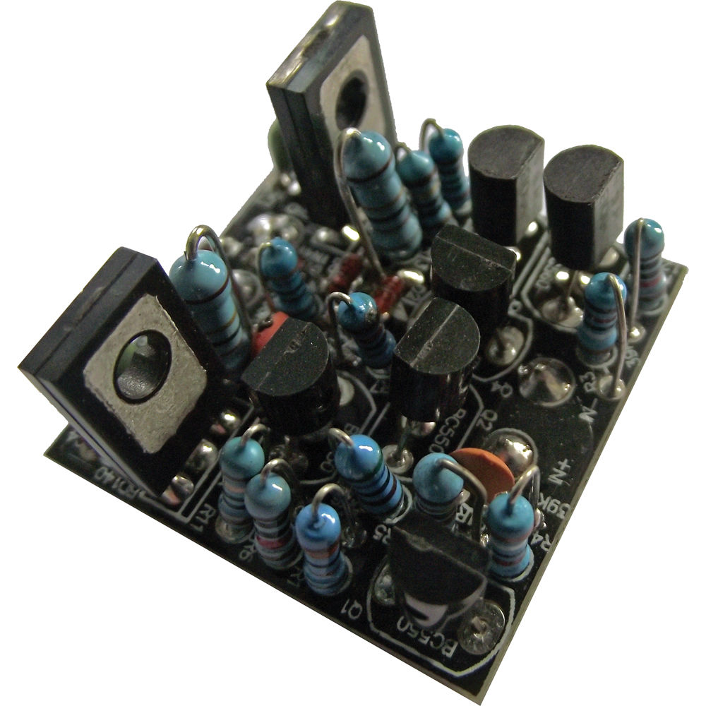 Lindell Audio Vintage Opa Melcor 1731 Style Opamp Opa1731 Bh The Operational Amplifier Amplifiers Electronics