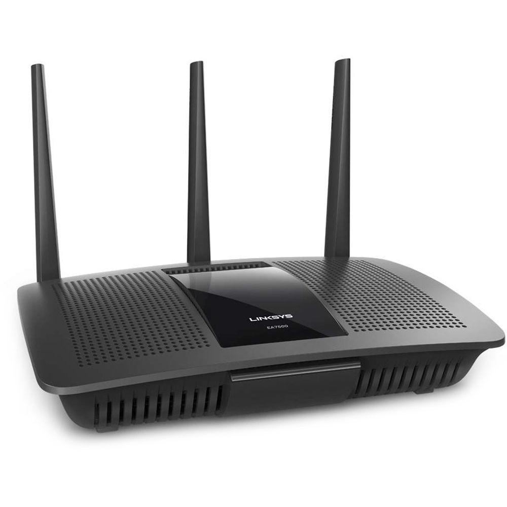 Linksys EA7500 Max-Stream Dual-Band Wireless-AC1900 EA7500 B&H