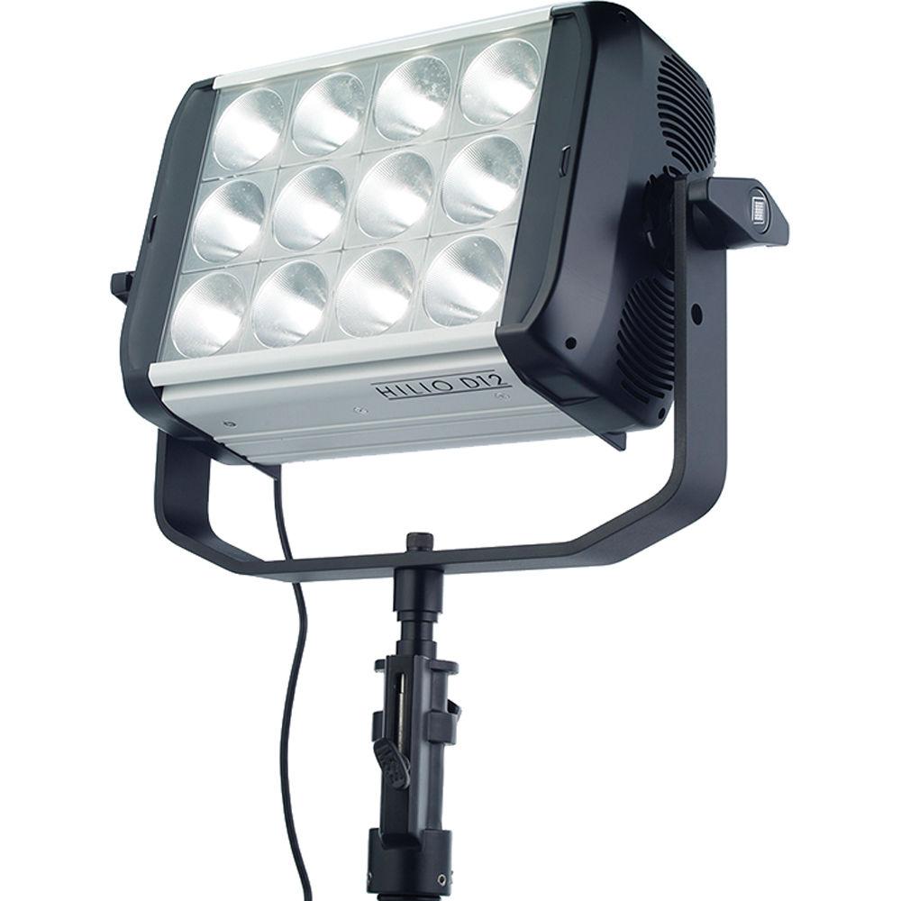 Daylight Balanced Led Studio Light: Litepanels Hilio D12 Daylight Balanced LED Light 907-2001 B&H