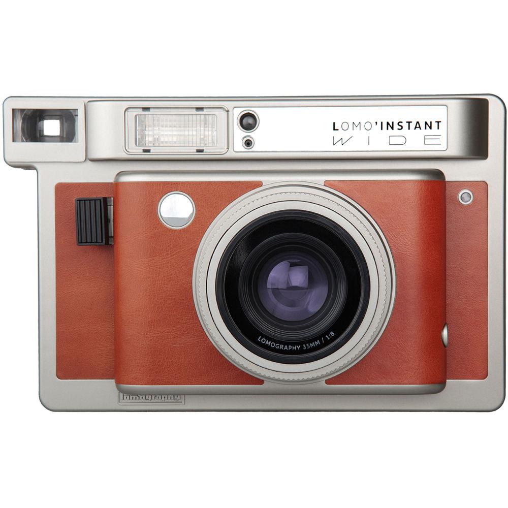 Lomography Lomo'Instant Wide Central Park Camera and LI900LUX