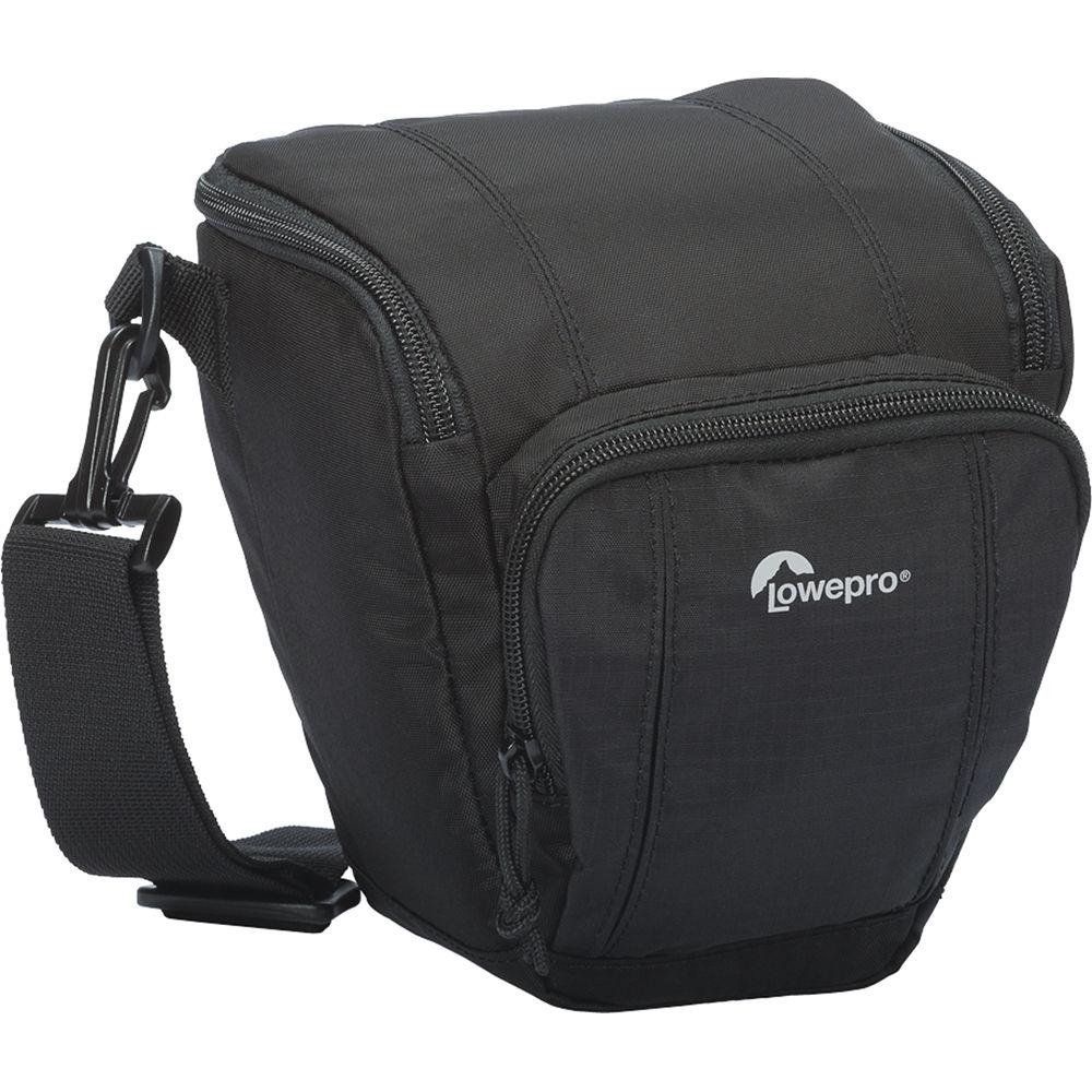 Digital Gear Bags Lowepro Toploader Pro 70 Aw Ii Dslr Camera Bag Holster Shoulder Bag New Black Accessories & Parts