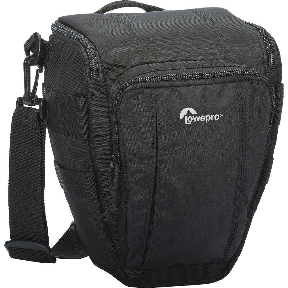 Lowepro Toploader Zoom 50 Aw Ii Black Lp36702 Bh Photo Video Format 140
