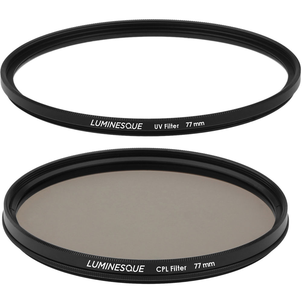 Microfiber Cleaning Cloth 77mm Circular Polarizer Multicoated Glass Filter for Sony SLT-A77 CPL