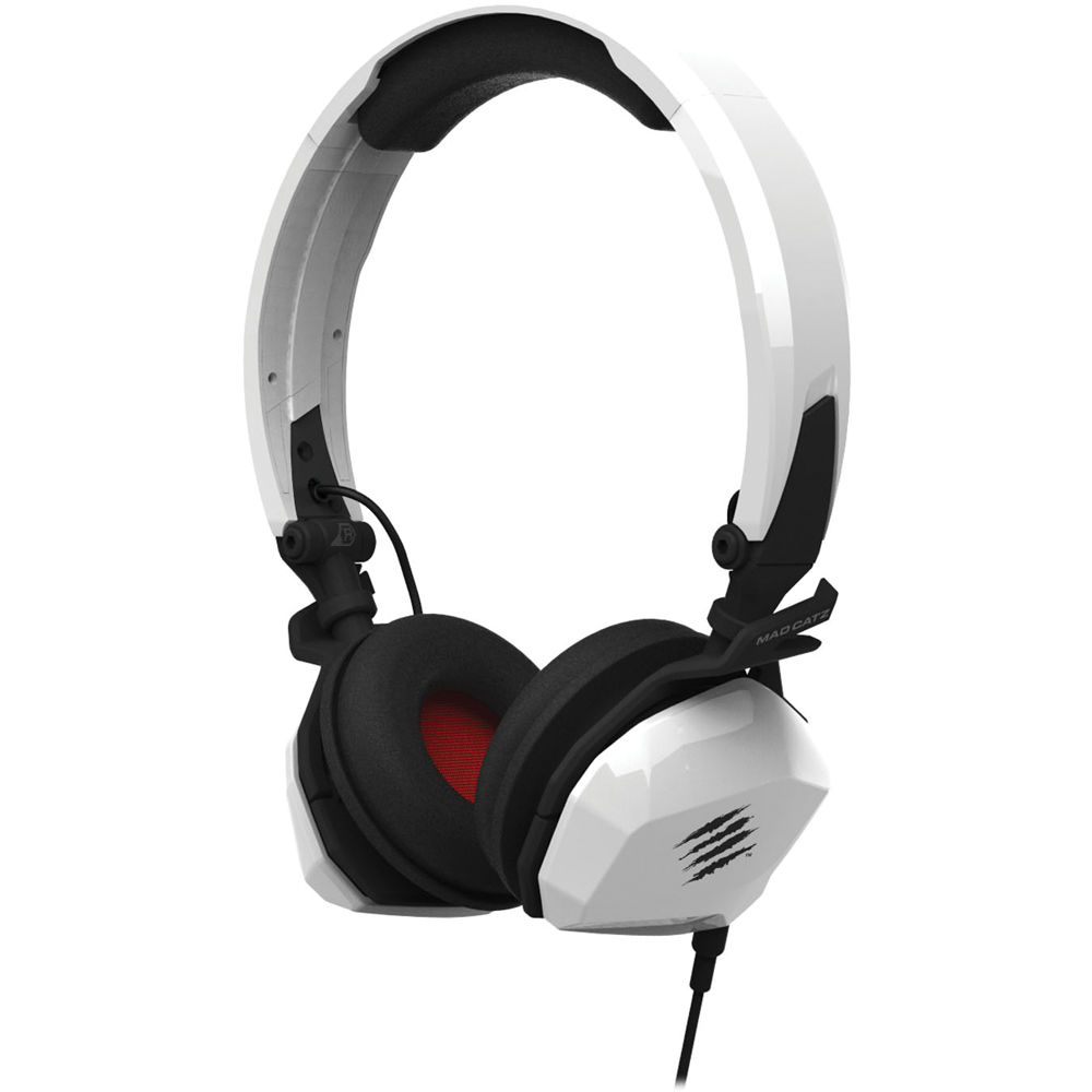 Earbuds zip - Mad Catz F.R.E.Q. M Wireless Mobile Gaming Headset - headset Overview