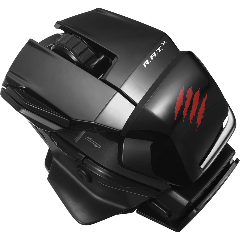 Mad Catz RAT3 Mouse USB Drivers Download for Windows