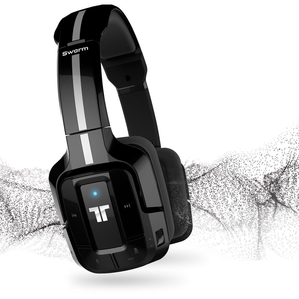 tritton swarm mobile headset black tri906310012 02 1 b h. Black Bedroom Furniture Sets. Home Design Ideas