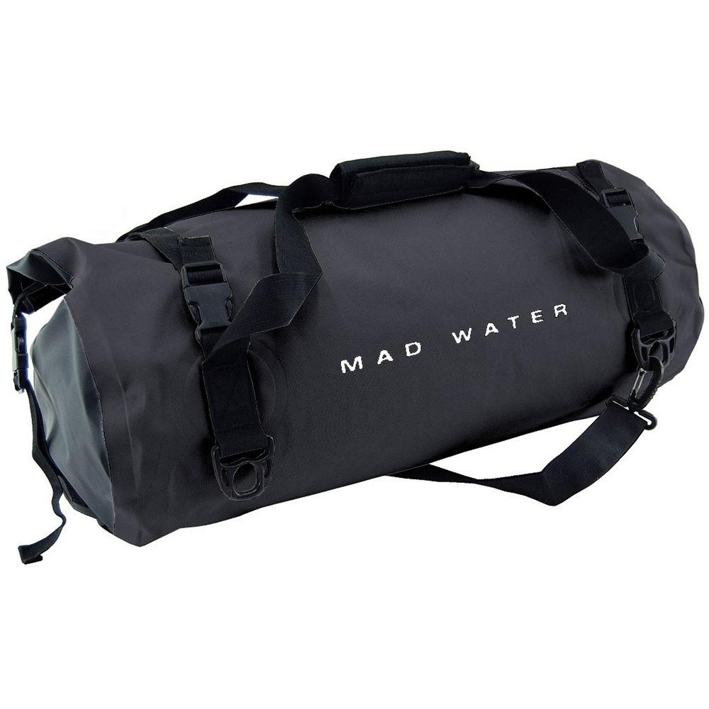 Mad Water Classic Roll Top Waterproof Duffel Bag 30l Black