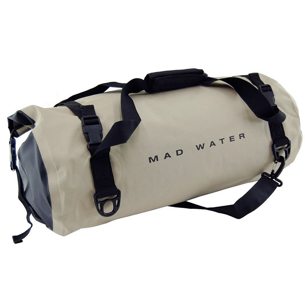 Mad Water Classic Roll Top Waterproof Duffel Bag 30l Khaki
