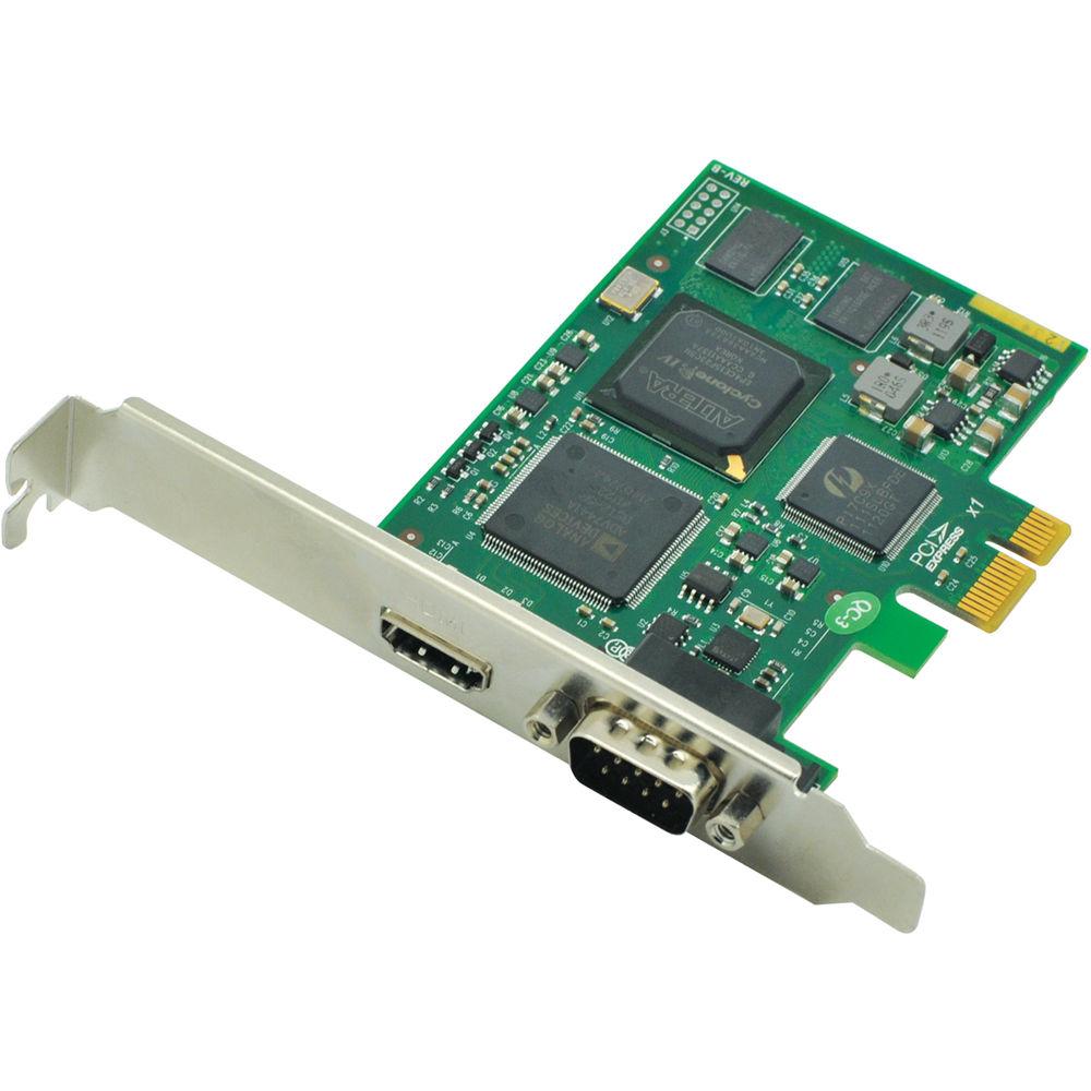Magewell XI100XE PCI Express Video Capture Card XI-100-XE B&H