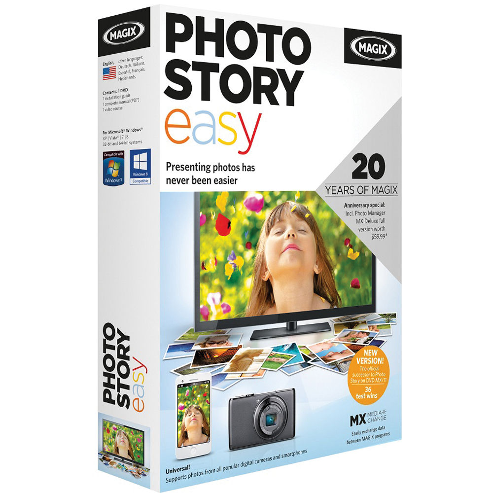 magix photostory easy free download