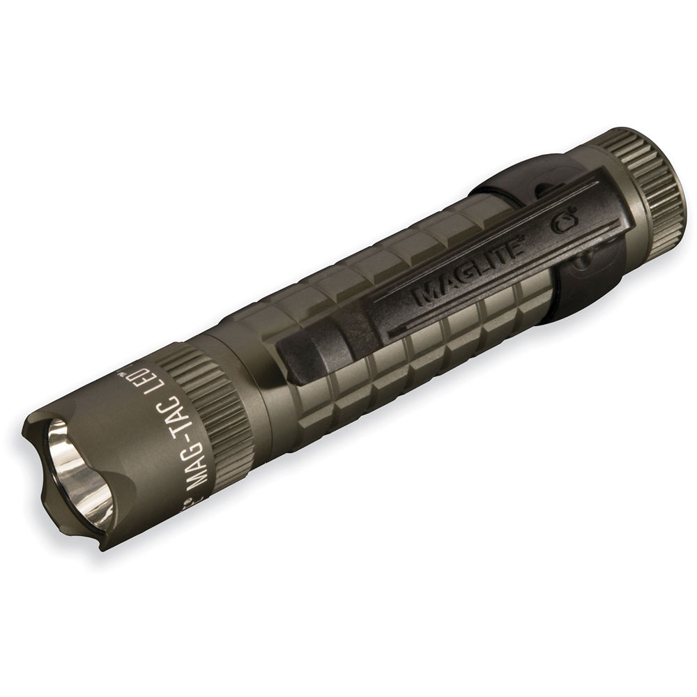 maglite mag tac led flashlight sg2lrb6 b h photo video. Black Bedroom Furniture Sets. Home Design Ideas