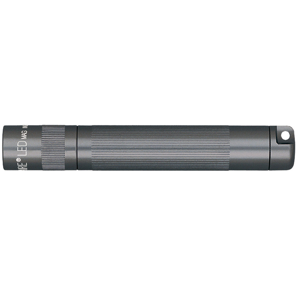 Maglite Solitaire 1-Cell AAA LED Flashlight (Gray) SJ3A096 B&H