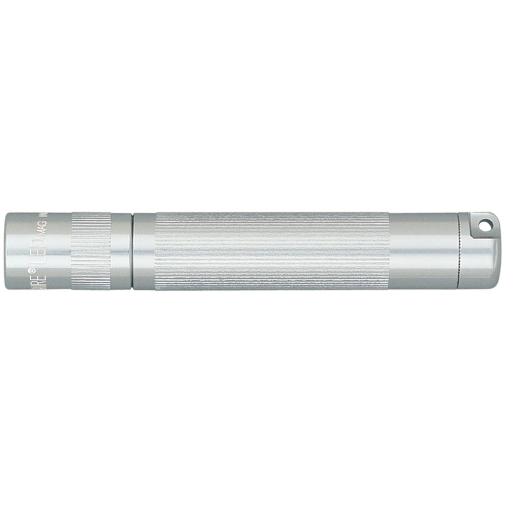 Maglite Solitaire 1 Cell Aaa Led Flashlight Silver