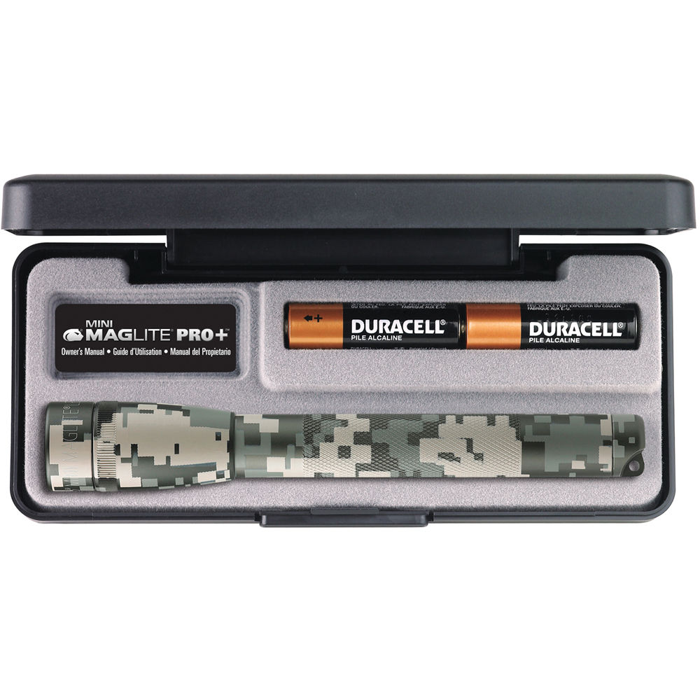 maglite mini maglite pro 2aa led flashlight ucp camo sp. Black Bedroom Furniture Sets. Home Design Ideas