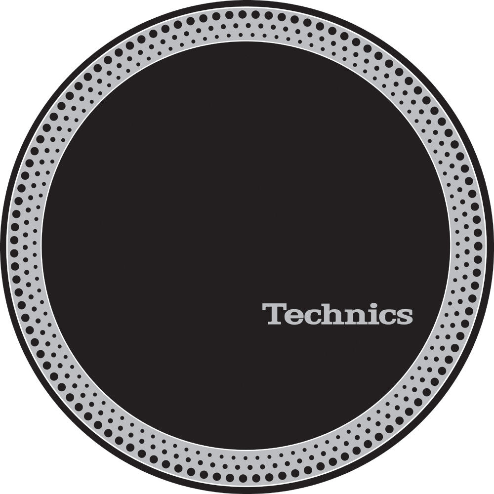 Magma Bags Technics Strobe Slipmats Pair Mga60666 B Amp H Photo