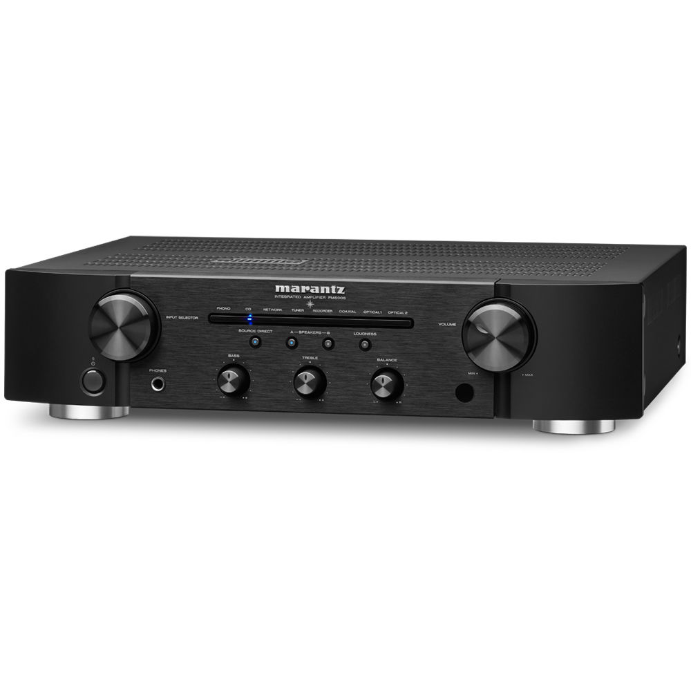 Marantz Pm6006 2 Channel 80w Integrated Amplifier Bh Aa One K A Compact Current Voltage Output