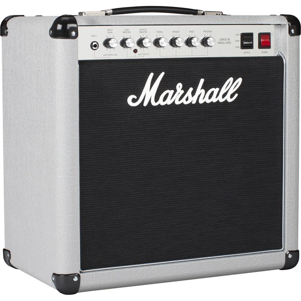 marshall amplification 2525c mini jubilee 20w m 2525c u b h. Black Bedroom Furniture Sets. Home Design Ideas
