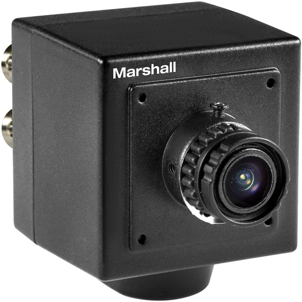 Marshall Electronics CV502-MB 2.5MP HD/3G-SDI Compact CV502-MB