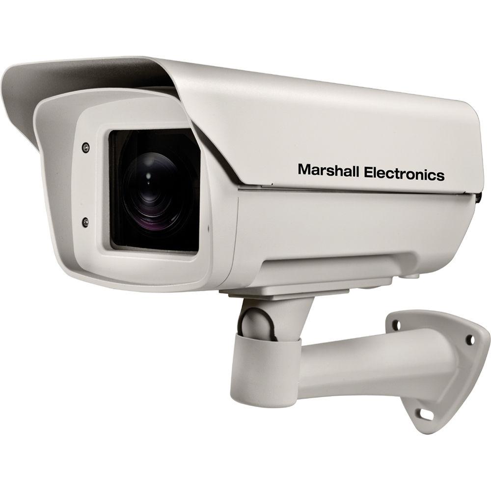 marshall electronics compact weatherproof housing cv