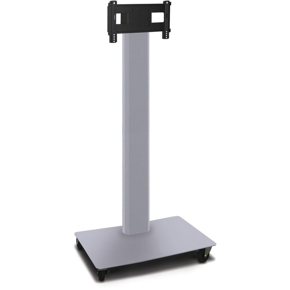 marvel vizion 65 high tv monitor stand mvpfe3265st b h. Black Bedroom Furniture Sets. Home Design Ideas