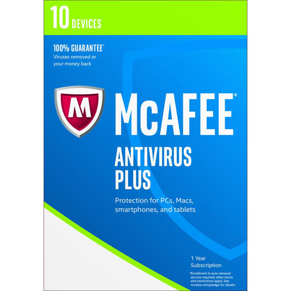 mcafee antivirus for windows 10 pro