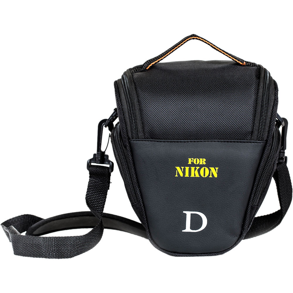 Megagear Nikon D5500 D3300 D5300 D5200 Slr Dslr Camera Bag With Strap