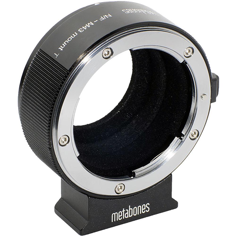 Metabones Nikon F Lens To Micro Four Thirds Camera Mb Nf M43 Bt2