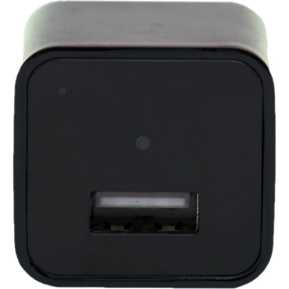 Mini Gadgets Usb Power Adapter With 1080p Covert Hcminicharge