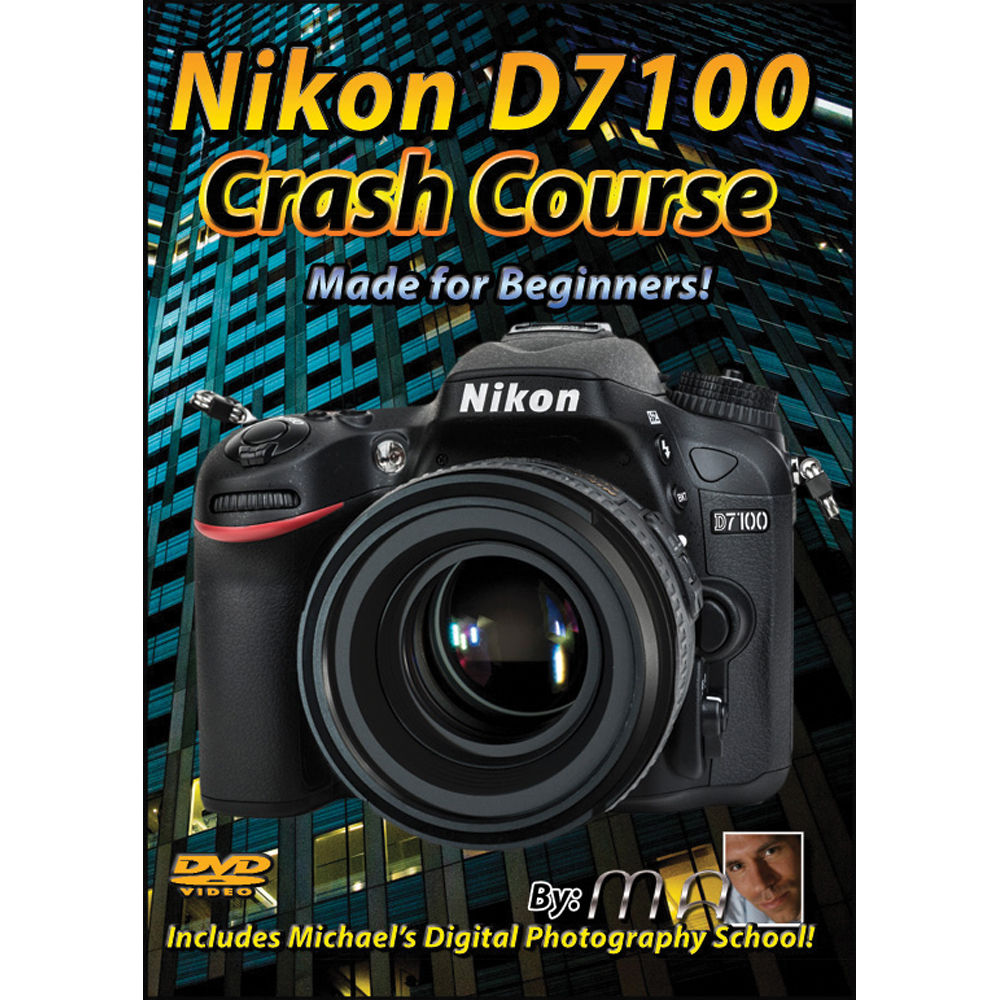 Camera Dslr Camera Course michael the maven dvd nikon d7100 dslr camera crash mtm course