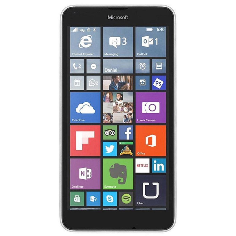 Microsoft Lumia 640 XL RM 1065 8GB Dual SIM Smartphone