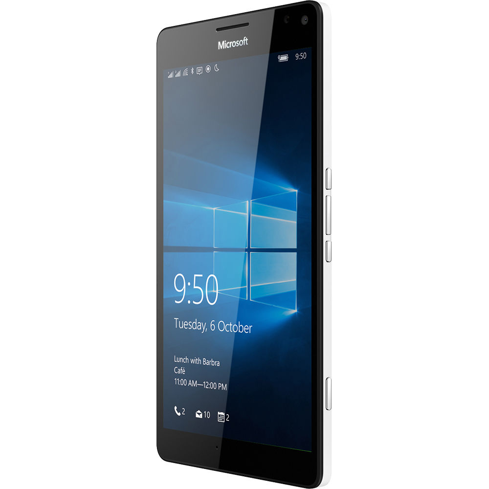 Smartphone Lumia 950 Dual SIM: description, specifications, reviews 2