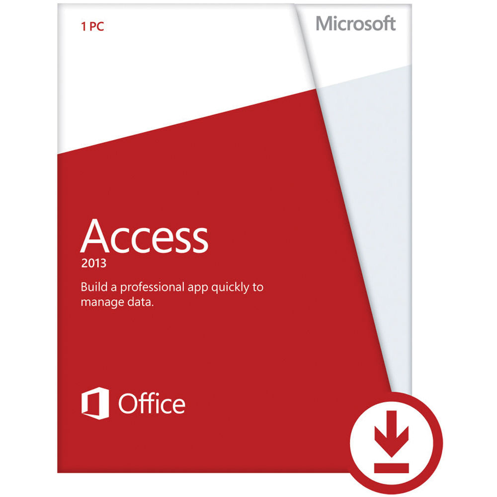 Microsoft access 2013 software download aaa 01148 b h photo - Office publisher 2013 download ...