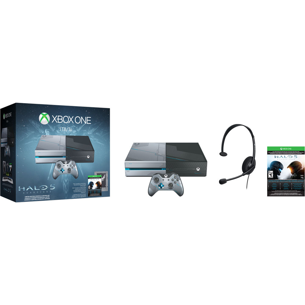 Microsoft Xbox One Limited Edition Halo 5: Guardians KF6-00058