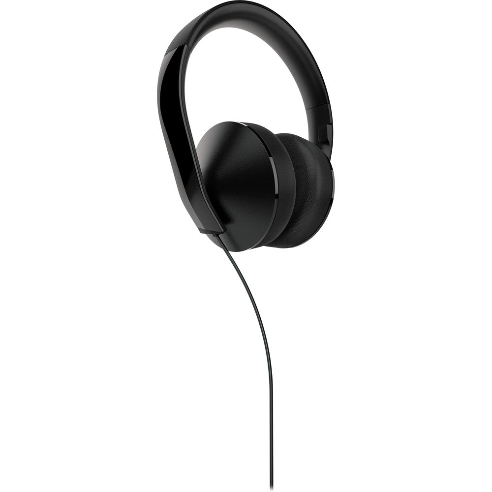 d64e56a106c Microsoft Xbox One Stereo Headset (Black) S4V-00005 B&H Photo