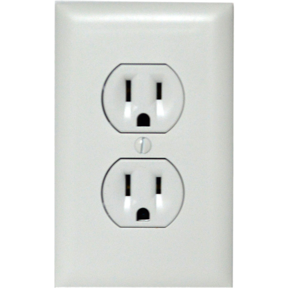 Mini Gadgets Omni Wall Outlet With 1080p Covert OMNIWALLOUTLET