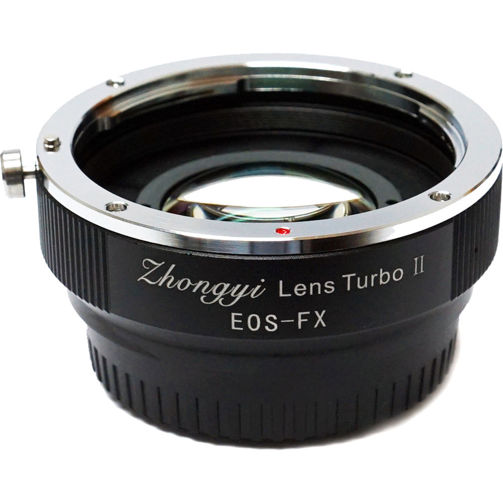 Fujifilm X mount adapter | B&H Photo Video