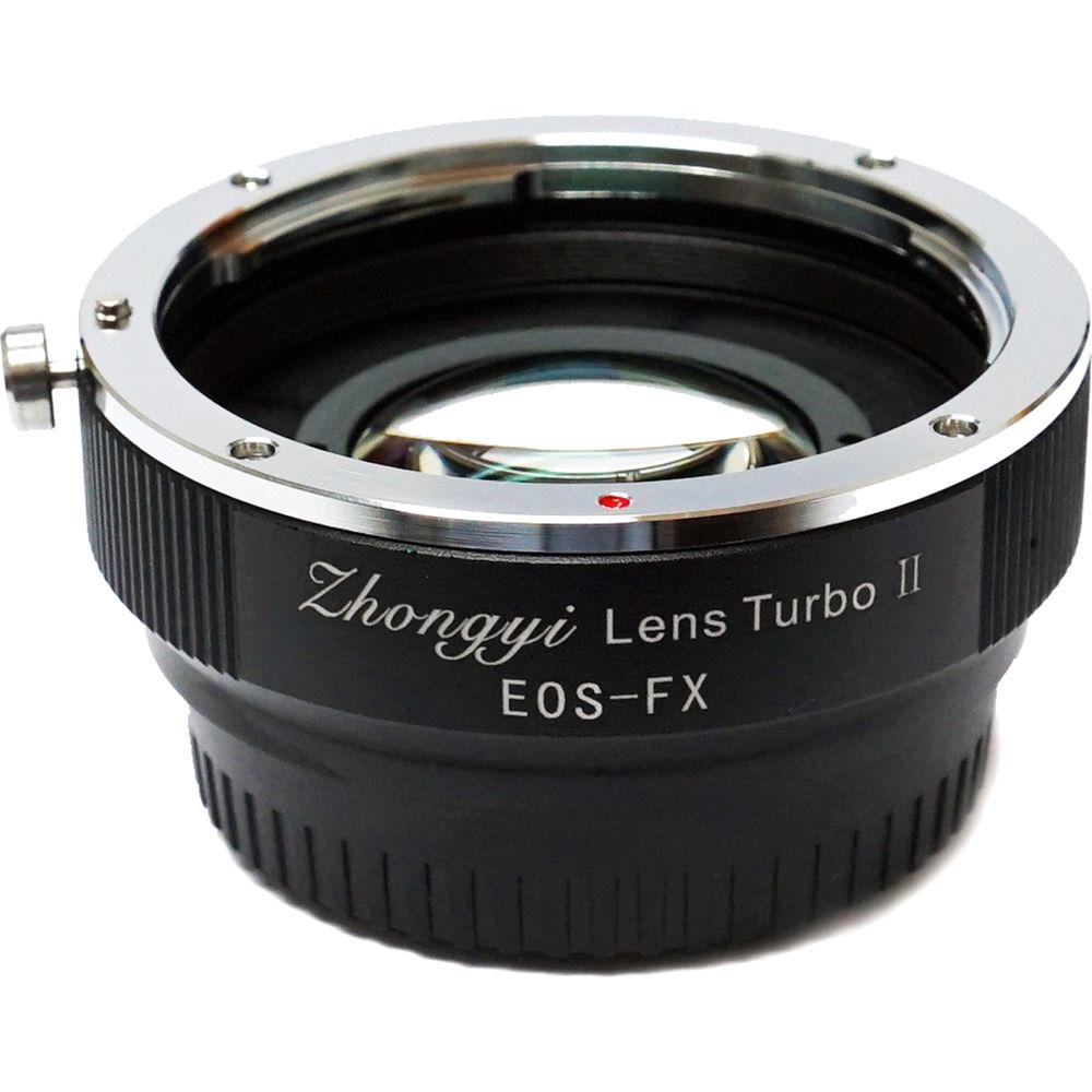 Mitakon Zhongyi Lens Turbo Adapter V2 for Full-Frame MTKLTM2EF2X