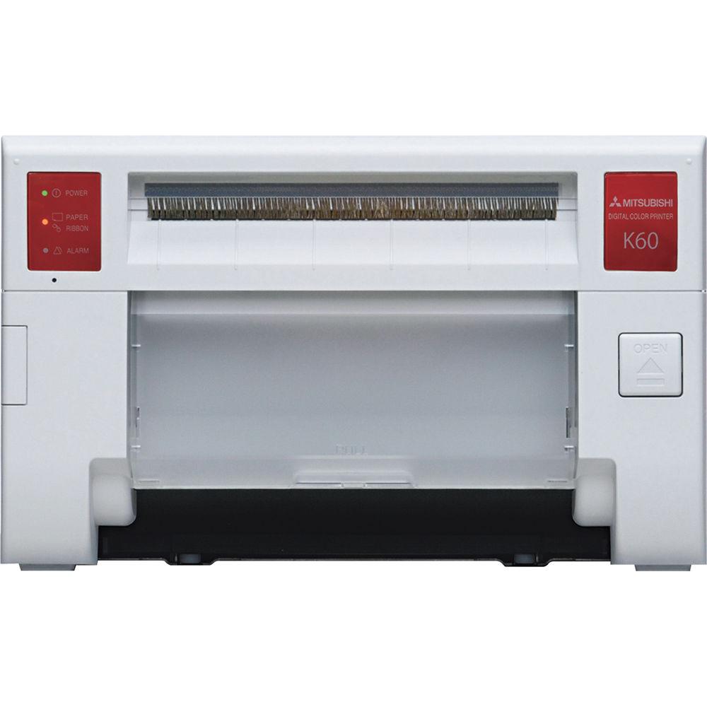 Mitsubishi CP-K60DW-S Dye Sublimation Photo Printer