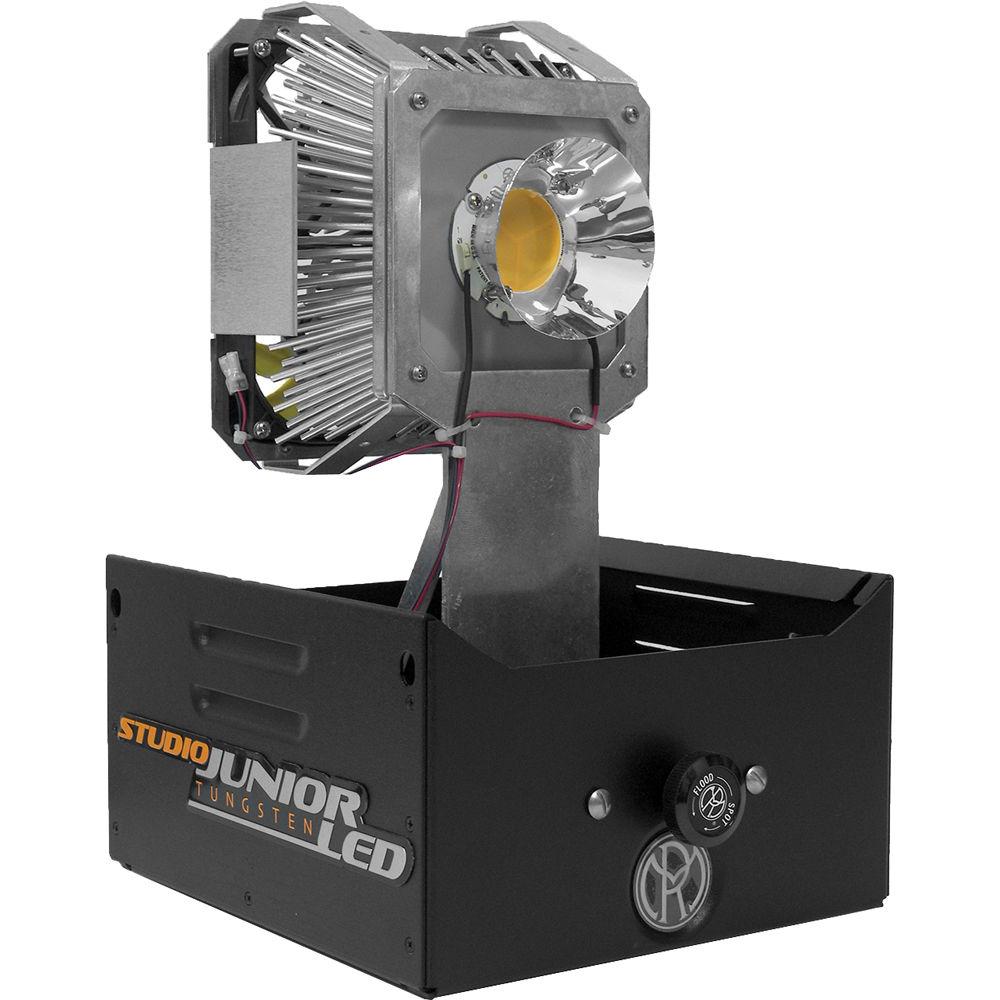 Mole Richardson Fresnel: Mole-Richardson 400W Studio JuniorLED Fresnel Retro-Kit 897111