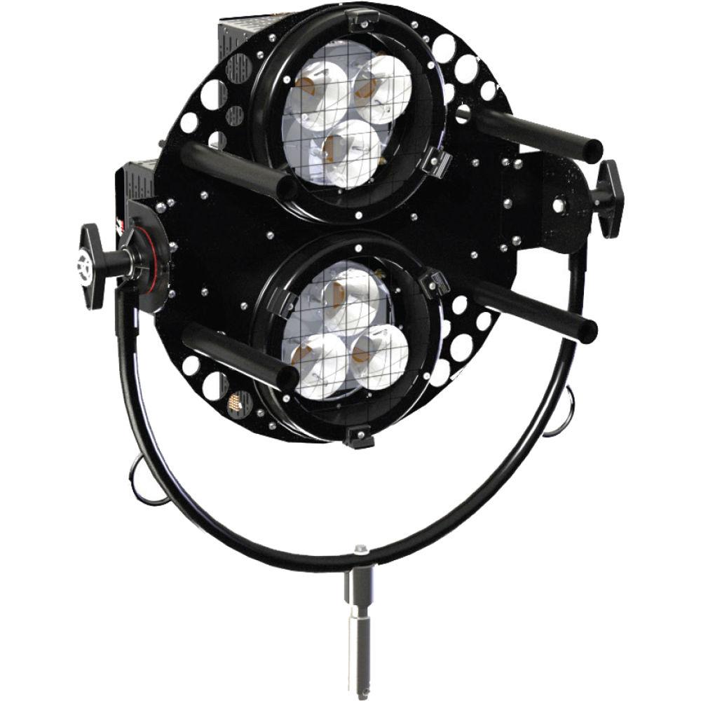 Mole-Richardson 400W LED Vari-Skypan With Yoke 9251Y B&H Photo