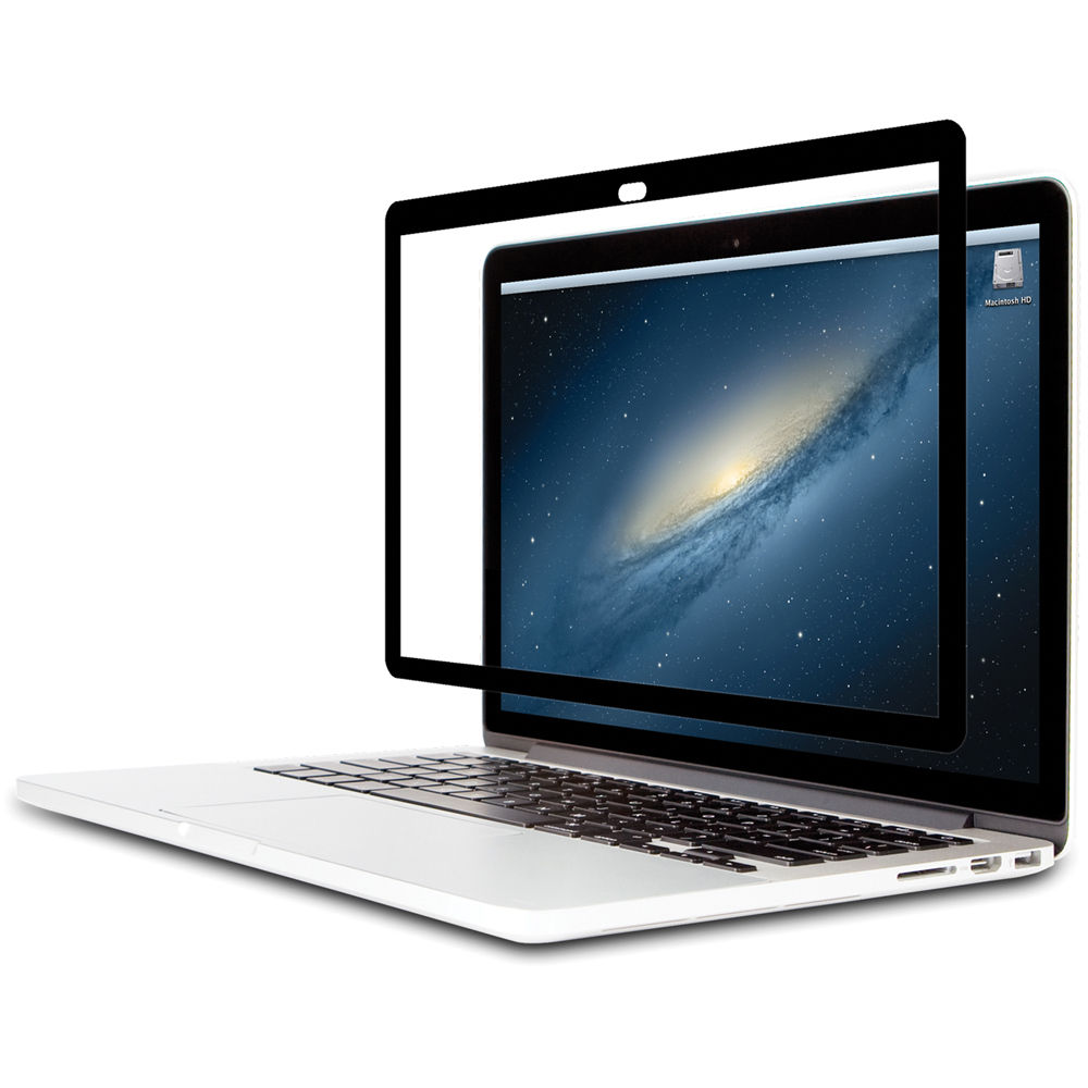 Moshi ivisor screen protector for macbook pro retina for Screen ecran