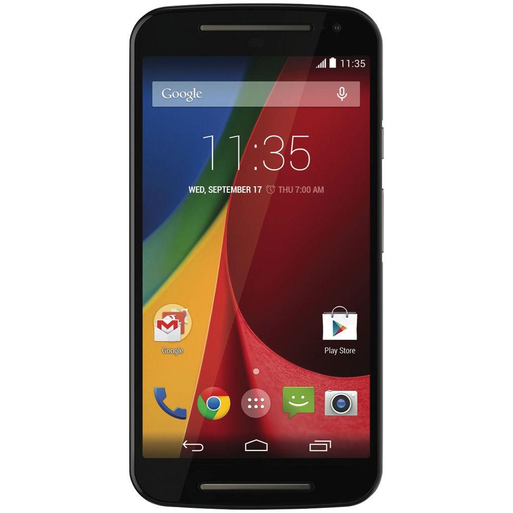 Motorola Moto G XT1068 8GB Dual SIM Smartphone XT1068-BLK B&H
