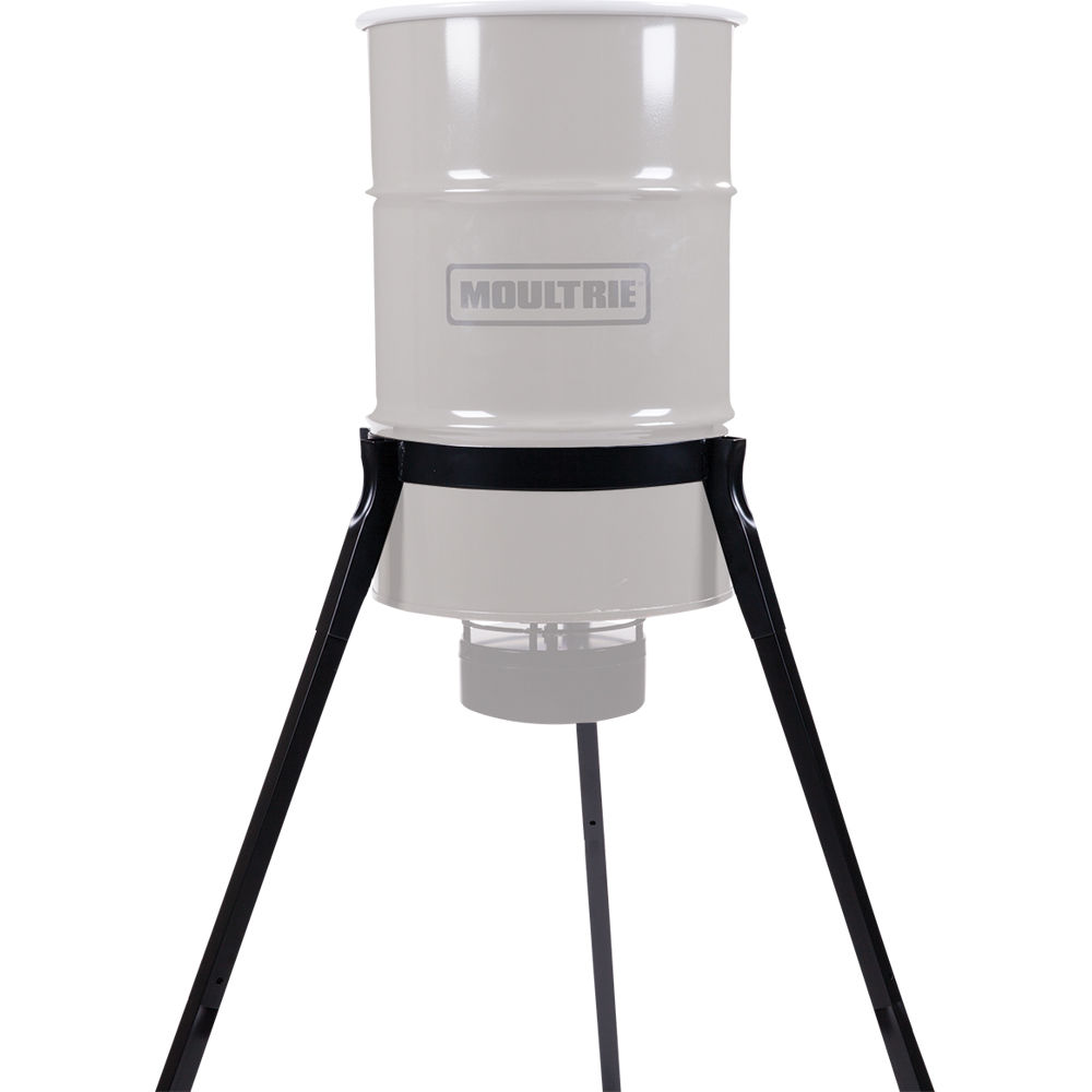 pro hanging feeder moultrie metal simmons gallon deer hunter